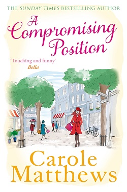 "Cover image of ""A Compromising Position"" by Carole Matthews"