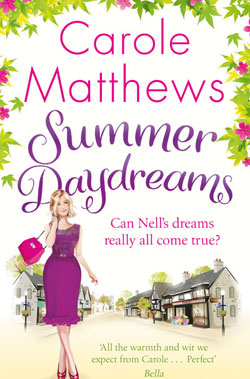 "Cover image of ""Summer Daydreams"" by Carole Matthews"