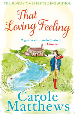 "Cover image of ""That Loving Feeling"" by Carole Matthews"