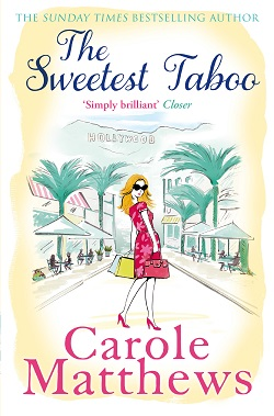 "Cover image of ""The Sweetest Taboo"" by Carole Matthews"
