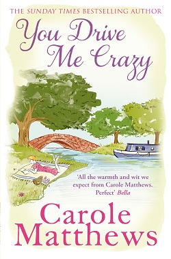 """Cover image of """"You Drive Me Crazy"""" by Carole Matthews"""