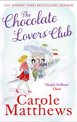 The Chocolate Lovers' Club - new cover