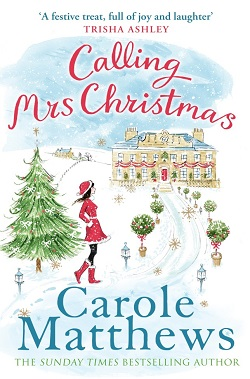 Calling Mrs Christmas - paperback