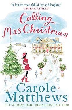 Calling Mrs Christmas - paperback