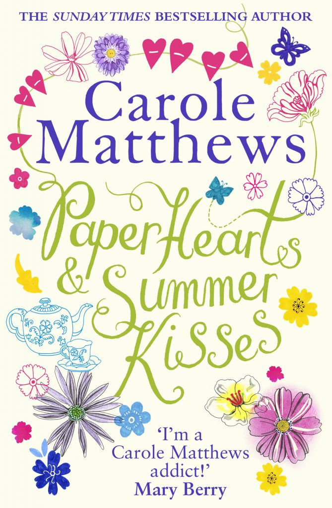 Paper Hearts And Summer Kisses Carole Matthews